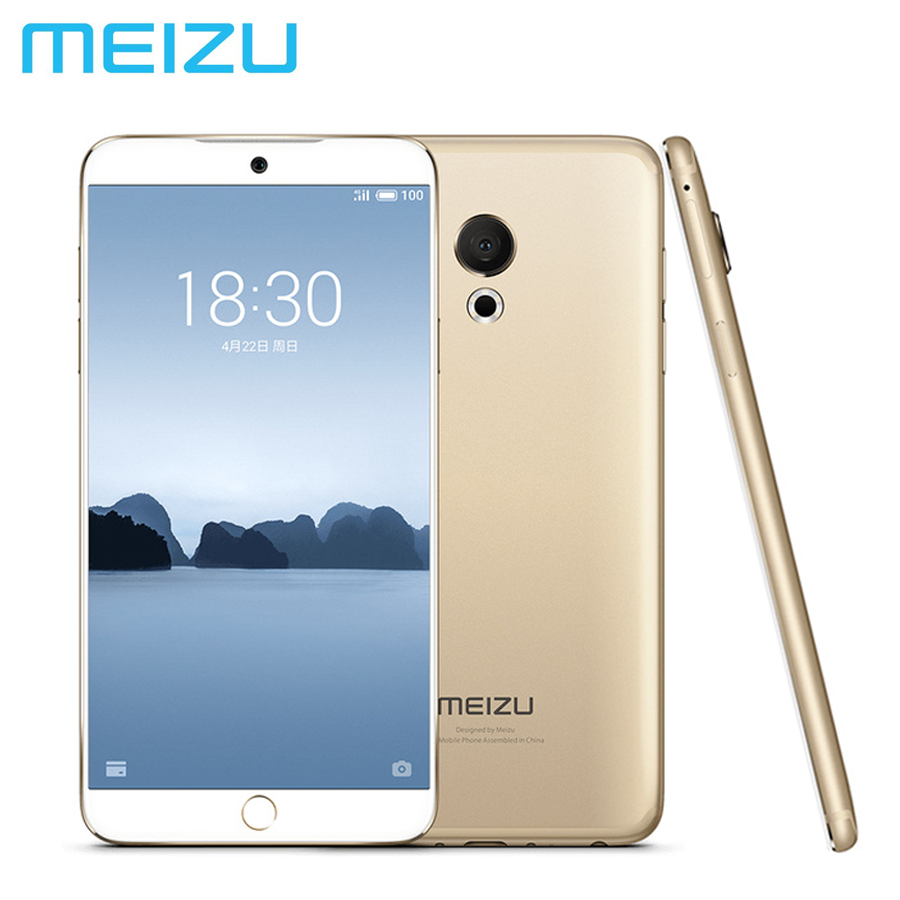 "Global Version MEIZU 15 Lite 4G LTE Mobile Phone 4GB+64GB Snapdragon626 OctaCore 5.46""1080x1920p Dual SIM Android 20MP MEIZU M15"