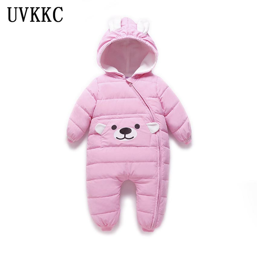 UVKKC Baby rompers newborn winter long sleeve cotton baby boys girls Autumn Knitted clothes set cartoon kids child  jumpsuit baby rompers cotton long sleeve 0 24m baby clothing for newborn baby captain clothes boys clothes ropa bebes jumpsuit custume