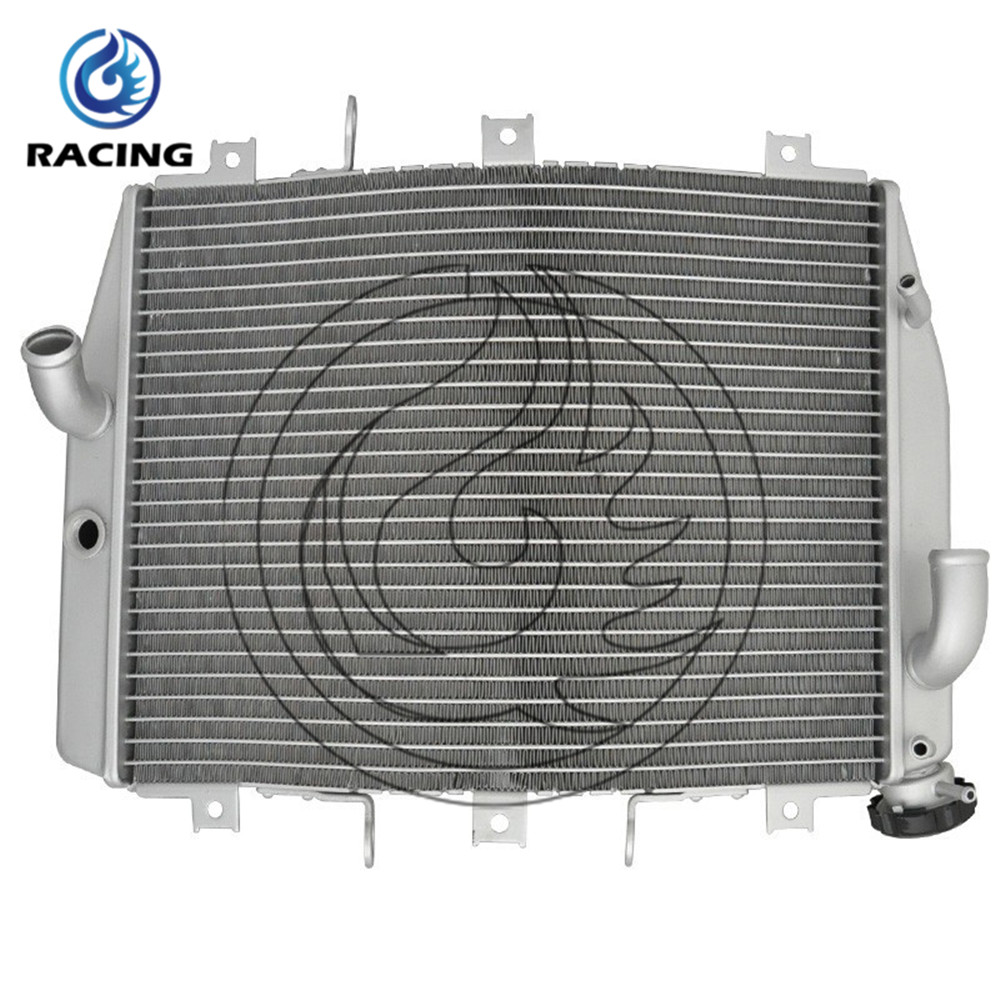Motorcycle Accessories Cooling Aluminum Radiators For KAWASAKI ZX-6R ZX6R 1998 1999 2000 2001 2002 accessories for nourishment