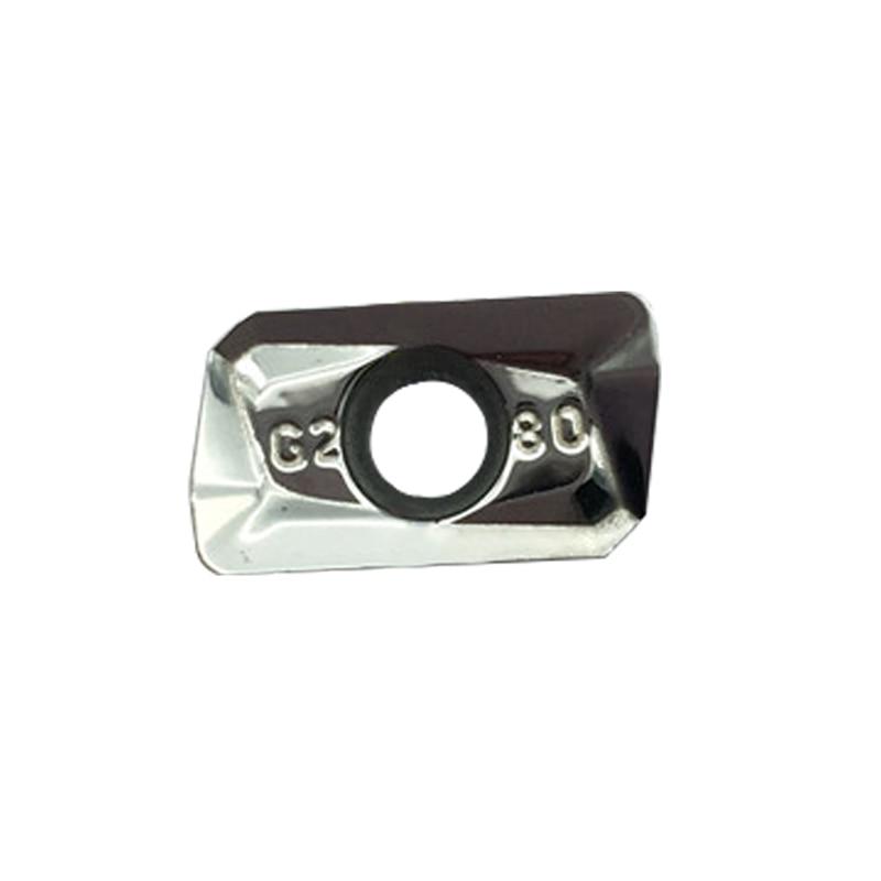 50 vnt APKT1135 PDER AK H01 Aliuminio pjovimo peiliukas Įterpimo - Staklės ir priedai - Nuotrauka 2