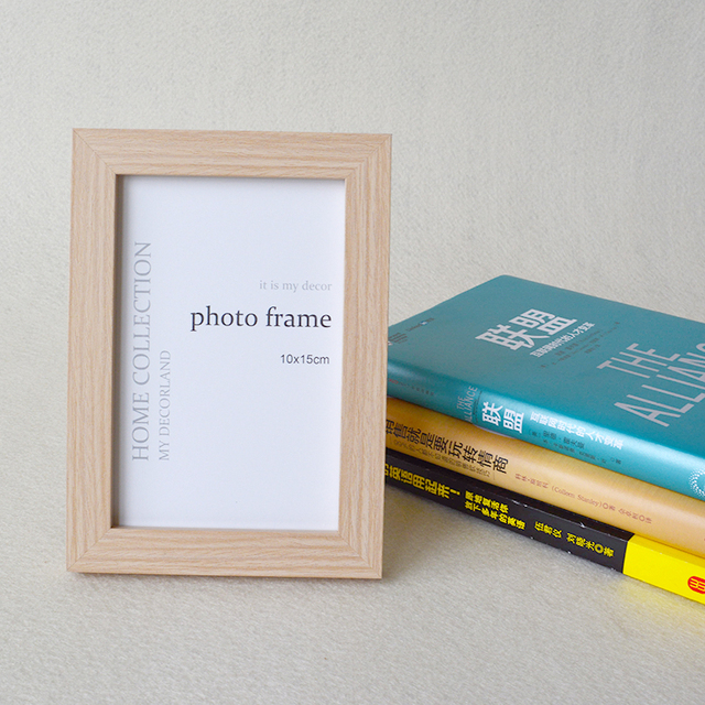 Colors Wood Frame Photo Frame Picture Frame Mirror Frame For 6x8