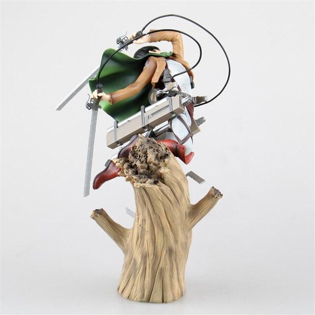 Figura Levi Ackerman de Ataque a los Titanes Shingeki No Kyojin