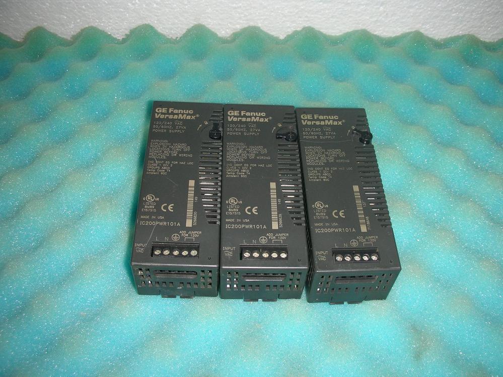1PC USED IC200PWR101A стоимость