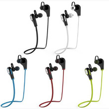 Q9 Bluetooth Earphone Wireless Sports Headphones In ear Headset Runnin