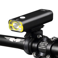 Waterproof Bicycle Front Light Headlight Bicycle Usb Rechargeable Light Front Light Bike Holder USB Charging Cable