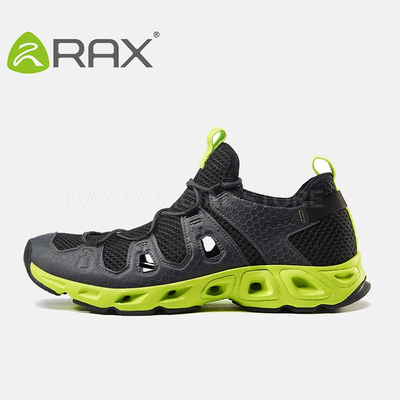 Rax Men Breathable Hiking Shoes Lightweight Outdoor Trekking Shoes Men Mountain Boots Trekking Sport Sneakers Men Climbing Shoes