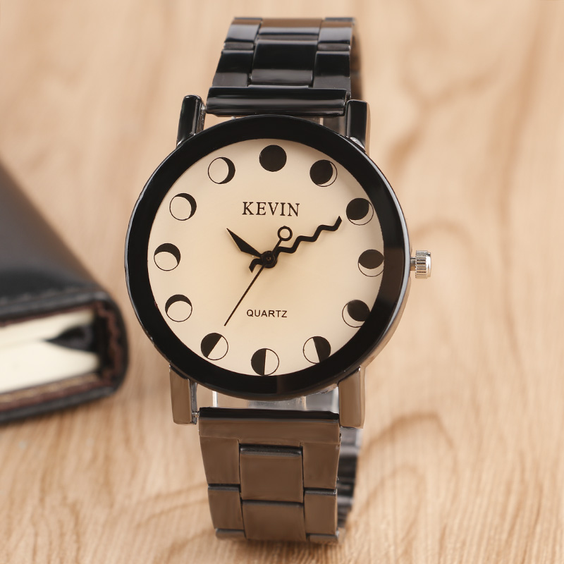 New Fashion Quartz Women Stainless Steel Band Strap Casual Sport Trendy Round Dial Dress Watch Classic Ladies Wrist Watch KEVIN ndefo okigbo the mechanics of construction soil