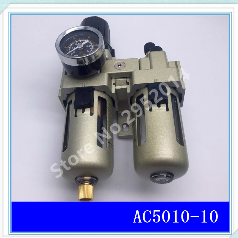 все цены на AC5010-10 Oil and water separator filters Air compressor regulating valve Two air filters AW5000-10+AL5000-10