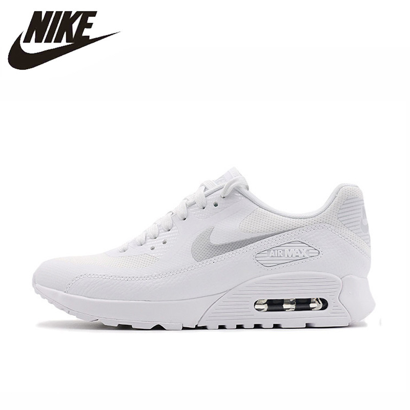 US $52.8 45% OFF|Original New Arrival Authentic NIKE AIR MAX 90 Ultra 2.0 Women's Breathable Running Shoes Sneakers Good Quality 881106 101 in Running