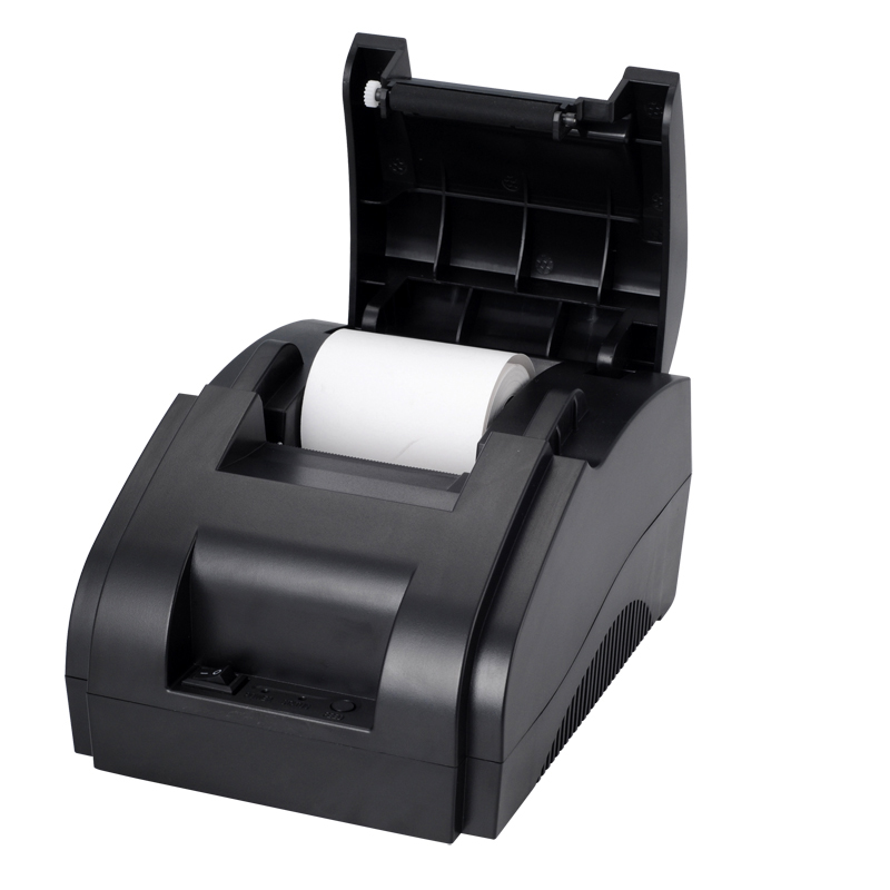 ФОТО Free shipping POS58 bluetooth and USB 2Inch  Android 4.2.2 & IOS Wireless Mobile 58mm Mini Portable Thermal Receipt Printer