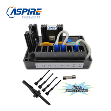 Top Quality Aspire AVR AVC 63-4 Voltage Regulator, New Black Generator Parts AVR AVC63-4 FAST SHIPPING