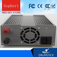Constante gophert CPS 3220 dc fonte de alimentação de comutação única Output0 32V 0 20a 640w ajustável