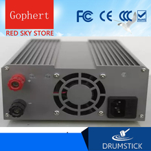Sabit Gophert CPS 3220 DC anahtarlama güç kaynağı tek Output0 32V 0 20A 640W ayarlanabilir
