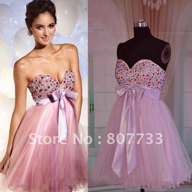 Real samples sweetheart beaded light pink color western wear ...