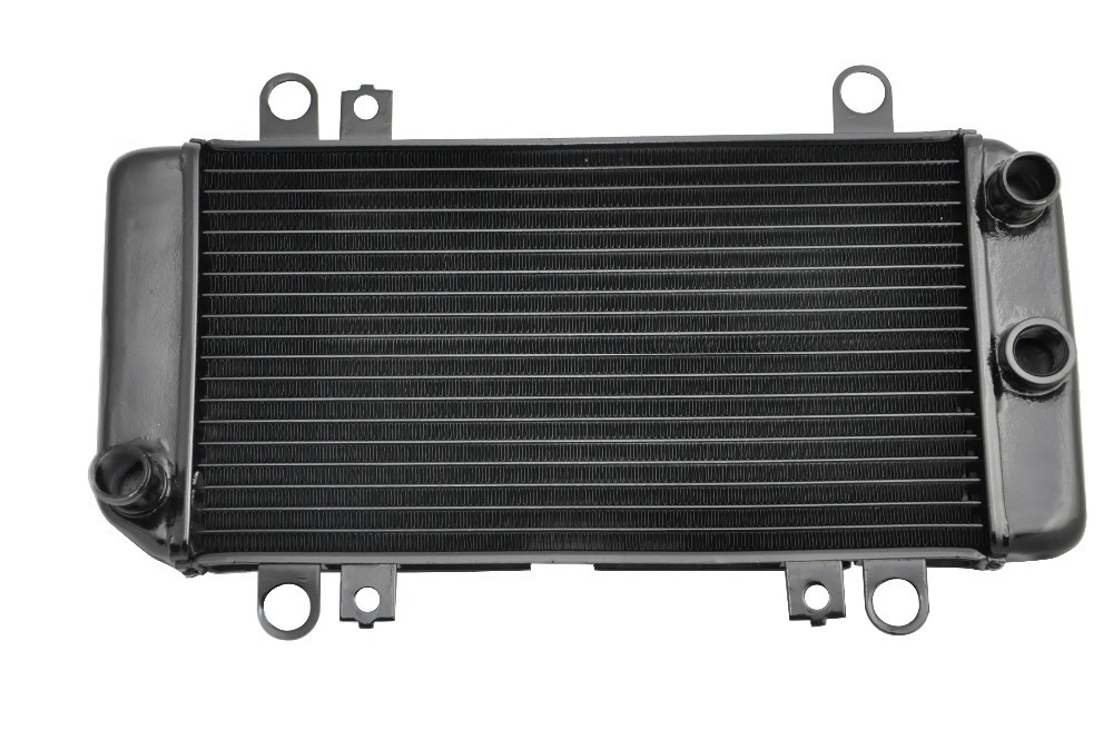 For Kawasaki Nijia EX250 2008-2012 EX 250 Motorcycle Parts Aluminium Replacement Cooling Cooler Radiator Moto Racing Motorbike motorcycle aluminium parts cooling radiator cooler for yamaha yp250 yp 250 new