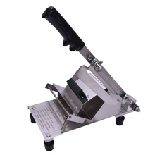 Newest! Meat slicer, slicer, manual household mutton roll slicer, cut meat, meat planing machine, beef, lamb slicer