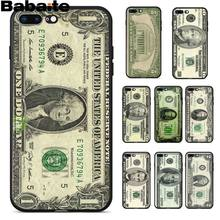 Babaite Dolar Tritone Populer Cell Phone Case Cover UNTUK iPhone 8 7 6 6S PLUS 5 5S SE xr X XS Max Coque Shell(China)