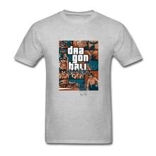 Grand Theft Auto GTA Dragon Ball Spin off T-Shirt