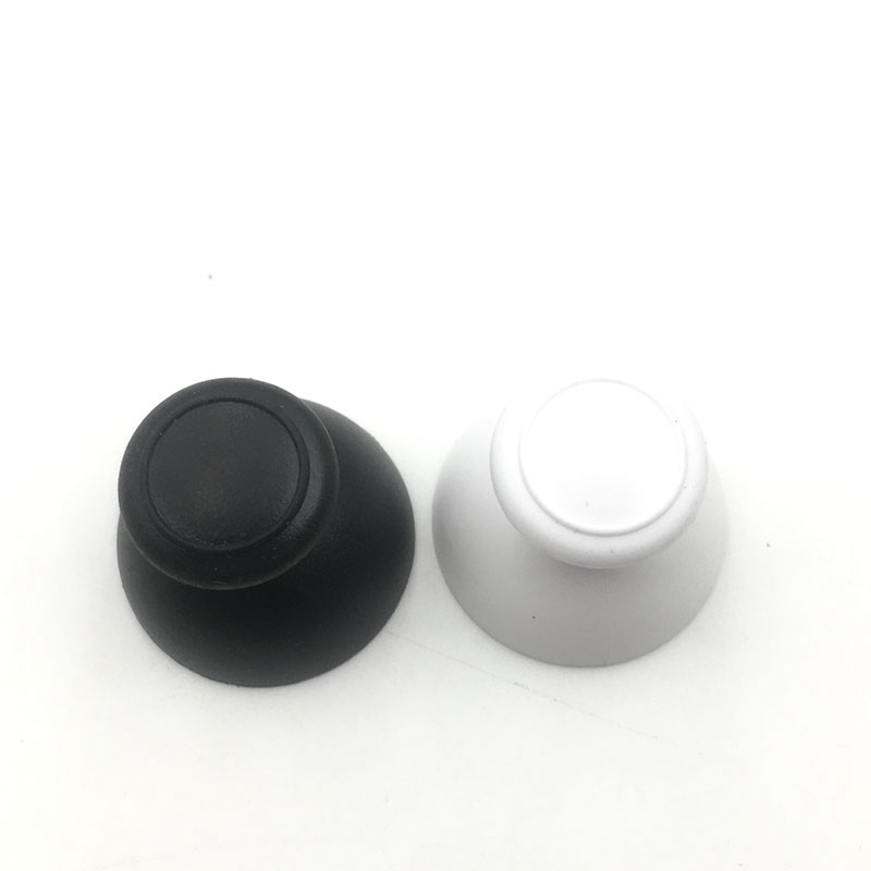 2PCS Replacement Part Thumbstick Analog Stick Cap For Nintendo WII Controller