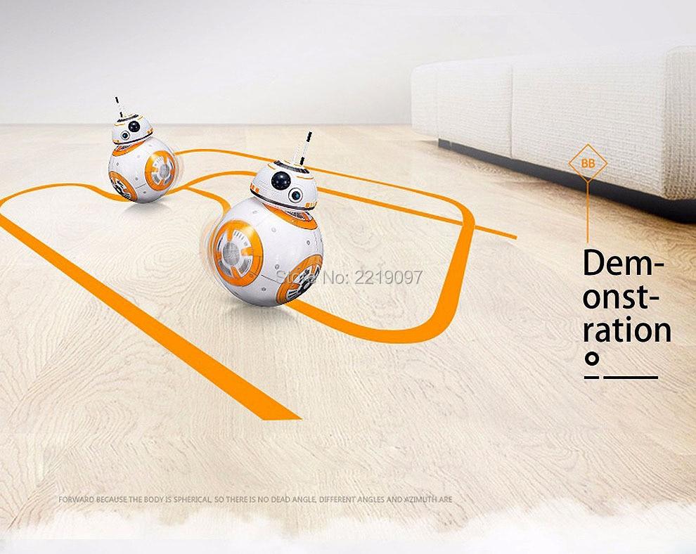 Star Wars Remote Control BB-8 Robot 20.5cm 17