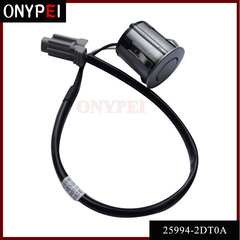 1x 259942DT0A Parking Sensor wired Reverse Sensors 25994-2DT0A For Nissan Teana J31 EQ7230 2.3L 2001-2008 4pcs pdc new brand parking sensor 25994 cm10d ultrasonic fit nissan infiniti g20 fx50