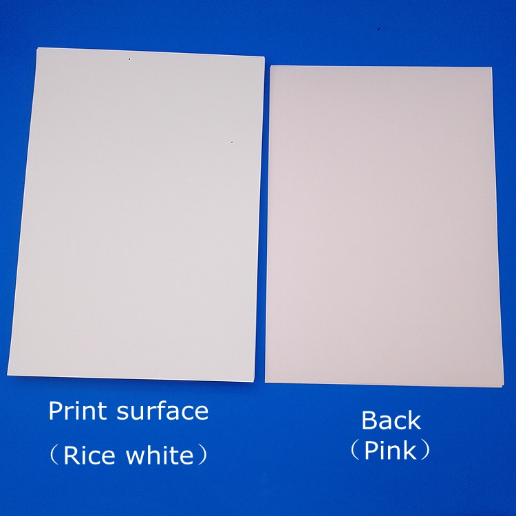 High quality Ceramic cup sublimation paper Clear transfer effect polyester heat transfer paper A4 8 26 11 69 in Photo Paper from Computer Office