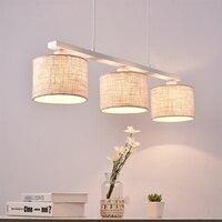 Nórdico hogar iluminación LED colgante luces E27 lustre iluminación loft lámpara fixtures110-220v luminaria moderna colgante lámparas de diseño