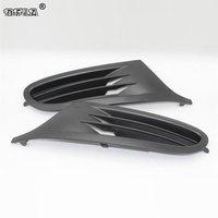 For VW Golf 6 MK6 2009 2010 2011 2012 2013 Golf Cabriolet 2012 2016 Car Styling Fog Light Fog Lamp Vent Grille Cover