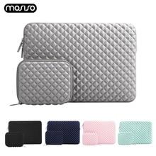 купить MOSISO Laptop Sleeve Bag Notebook Bag Carrying Case for Macbook Air 11 13 Pro 13.3 15.4 Retina for Xiaomi Air Dell ASUS Lenovo дешево