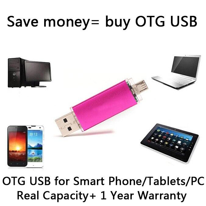Pendrive 512GB Flash Drive USB 2 0 100 32GB 64GB Smart Phone Tablet PC OTG font