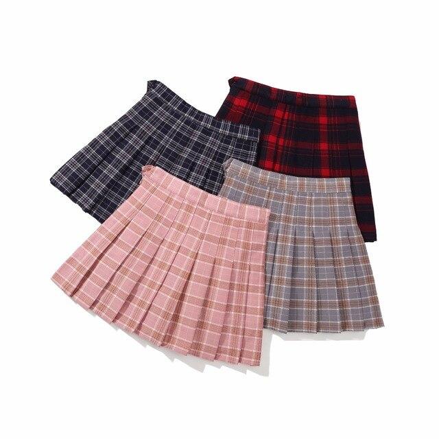 b355b6cc0 2018 new design Children s clothing new big children s girls plaid ...