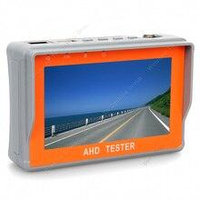 Бесплатная Доставка! 4.3 «ЭН и CVBS Аналоговые Камеры CCTV Безопасности Тестер TFT LCD Монитор Видео Аудио Строить-в аккумулятор, ремешок на Запястье 960 P 720 P