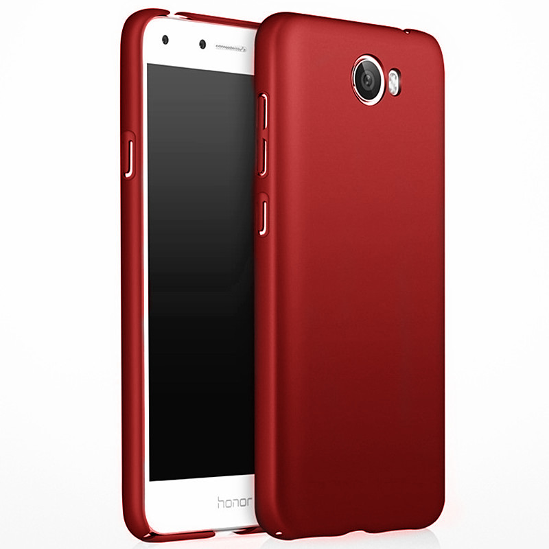 on sale db2fc 44cdb US $4.99  Huawei Y5 ii case matte protective back cover Huawei ascend y5 ii  full body cover ultra thin case For Huawei ascend y5ii Case on ...