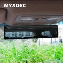 Универсальный Большой видения автомобилей доказательство перспективы зеркало интерьер автомобиля Широкий формат подкладке Зеркало заднего вида поверхности эндоскопа