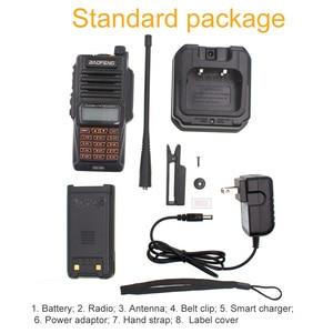 Image 5 - Baofeng UV 9R Walkie Talkie 2200mAh IP67 Waterproof 136 174/400 520MHZ Dual band Dual Standby Two Way Radio UV9R
