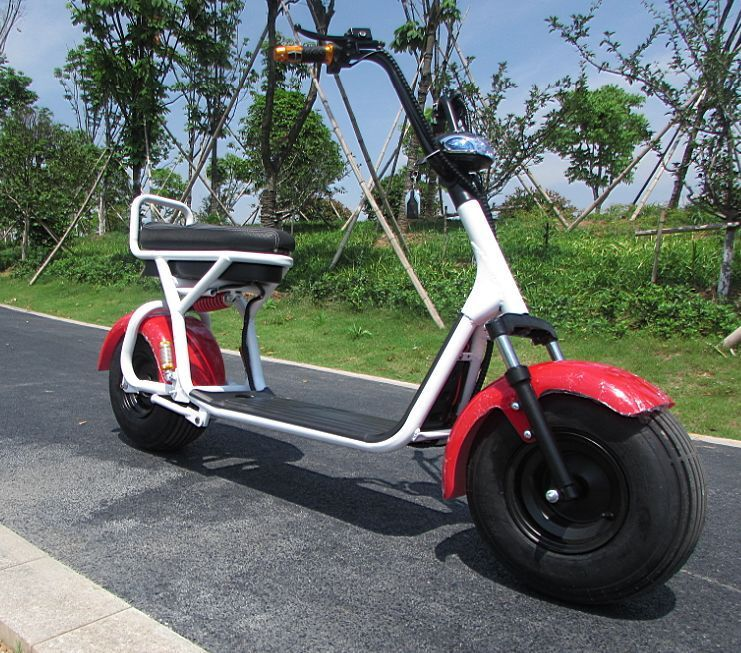 FREE TAX Green power lithium battery fat tire harley motorbicycle harley electric mobility