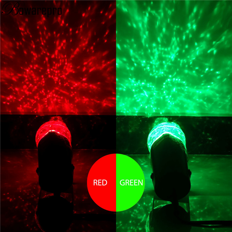 Bowarepro Led Projector Flame Light Dc 12v Led Light
