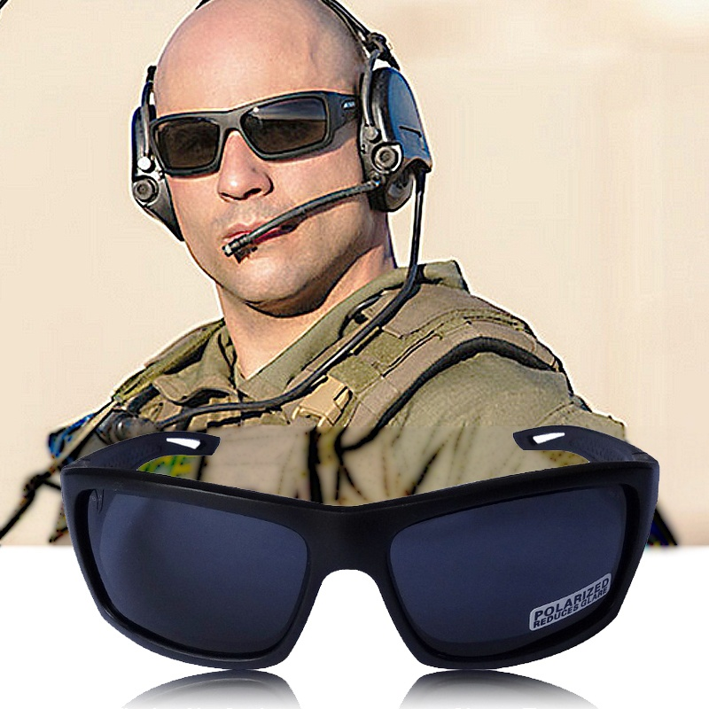 Military outdoor Army ESS Polarized Tactical gear hunting Bullet proof Sunglasses Military Eyewear Tactical Shooting Glasses