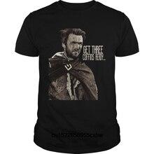 da508bf0 Funny Men t shirt Women novelty tshirt A Fistful Of Dollars - Clint  Eastwood cool T