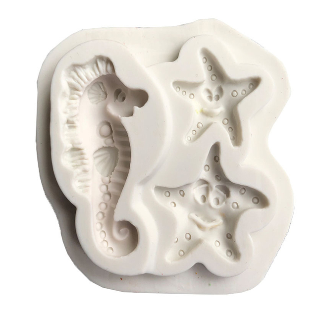 Aliexpress Com Buy Kitchen Diy Sea Creatures Conch Starfish Shell