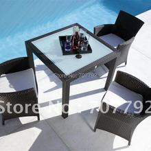 Лидер продаж sg-12004b городской стиль открытый столовый набор