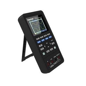 Hantek 3in1 Digital Oscilloscope+Waveform Generator+Multimeter Portable USB 2 Channels 40mhz 70mhz LCD Display Test Meter Tools(China)