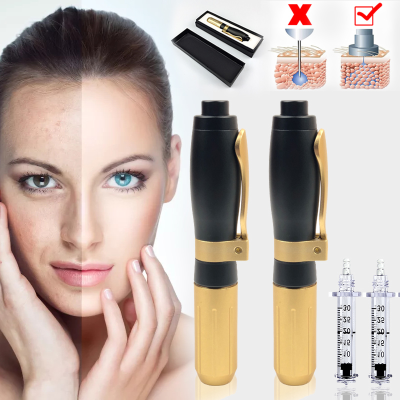 Anti Wrinkle & Aging High Pressure Hyaluronic Pen Atomization Injection Anti Wrinkle Hyaluron Mesotherapy Gun Atomizer Beauty ToAnti Wrinkle & Aging High Pressure Hyaluronic Pen Atomization Injection Anti Wrinkle Hyaluron Mesotherapy Gun Atomizer Beauty To