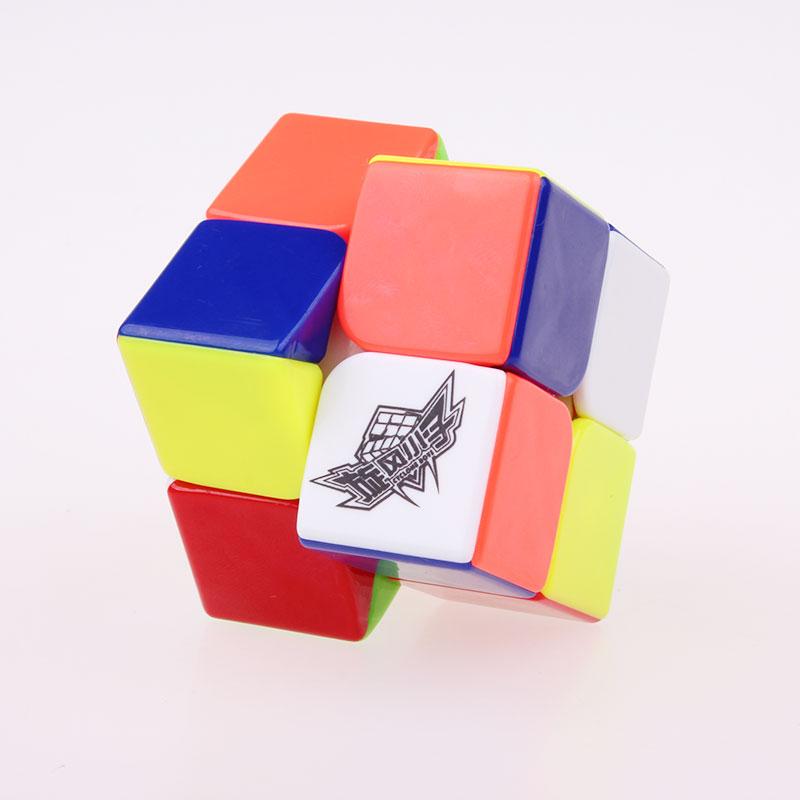 Cyclone Boys Professional Speed Magic Cube 2x2x2 Klisterlös - Spel och pussel - Foto 4