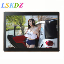 LSKDZ Phone Call 10 1 Inch Tablet pc Android 5 1 Android Octa Core MTK8752 4GB