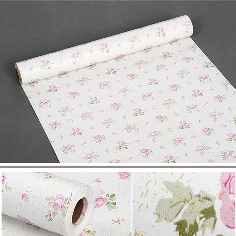online kaufen gro handel romantische tapete aus china. Black Bedroom Furniture Sets. Home Design Ideas
