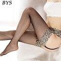 Новый Чулок Брюки Боди Комбинезоны Чулки Колготки Leopard Чулок Подвязки ремень Сексуальная одежда для Женщин Чулок Колготки