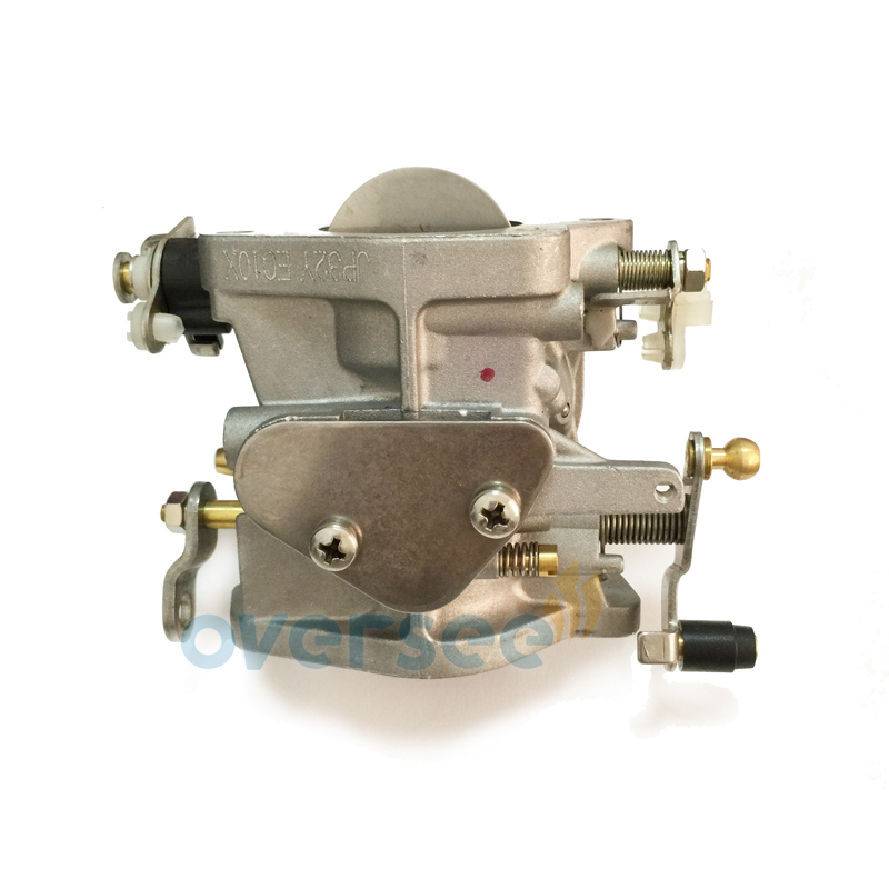 6k5-14301-03 Down Carburetor For Yamaha 60hp E60m Outboard Engine Parsun T60 Boat Motor Aftermarket Parts 6k5-14301-3 Atv,rv,boat & Other Vehicle