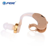 cheap Behind the EAR Sound Voice Amplifier Deaf Hearing Aids sale S-138