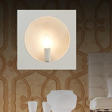 Wall Sconce, White Metal Modern LED Wall Lamp Lights For Bed Home Lighting Arandelas Lampara Pared